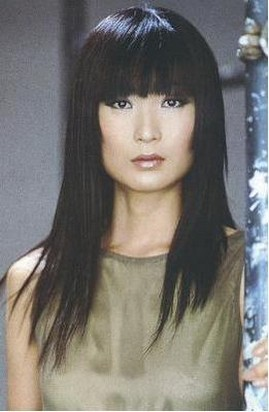 Asian Women Hairstyles Long Straight Hairstyle With Bangs