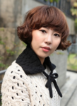 Asian women short hairstyle with long bangs.PNG