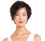 Cute Asian women short hairstyles photo.PNG