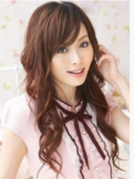 Highlight for Album: Asian Women Hairstyles