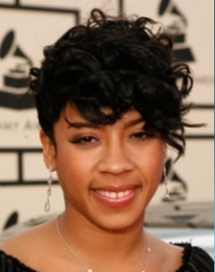 Stupendous African American Razor Cut Hairstyle With Wavyes And Long Side Short Hairstyles Gunalazisus