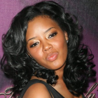 Hot black women hairstyle with beautiful big curls.PNG