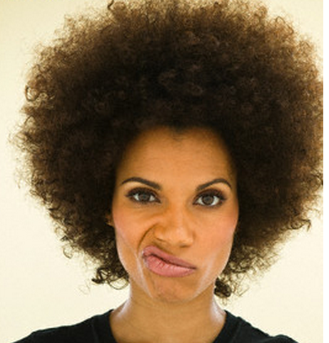 Afro Hair Cuts on Trendy Afro Hairstyle For Women Photo