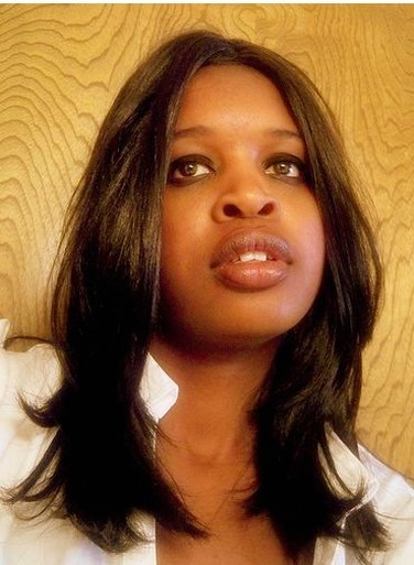 Long Hairstyles With Side Bangs For Black Women