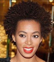 natural black women hairstyle