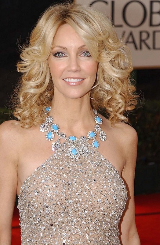 heather locklear hairstyle. Heather Locklear curly