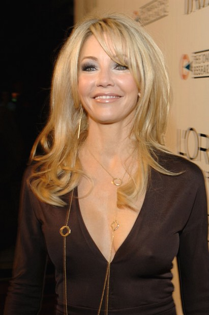 heather locklear hairstyle. heather locklear hair.