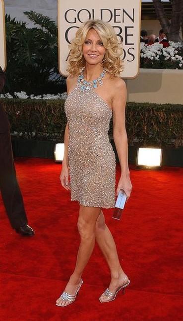 Heather Locklear Red Carpet