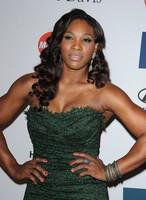 Hot American tennis player Serena Williams