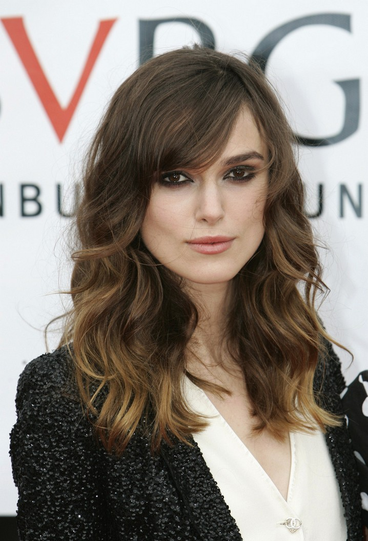 Keira Knightley Photos With Beautiful Hairstyle