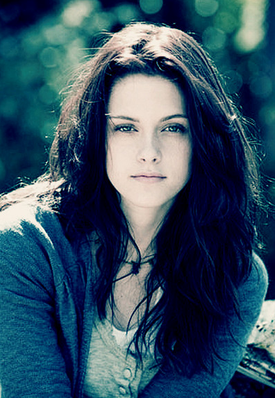 Kristen Stewart look with long