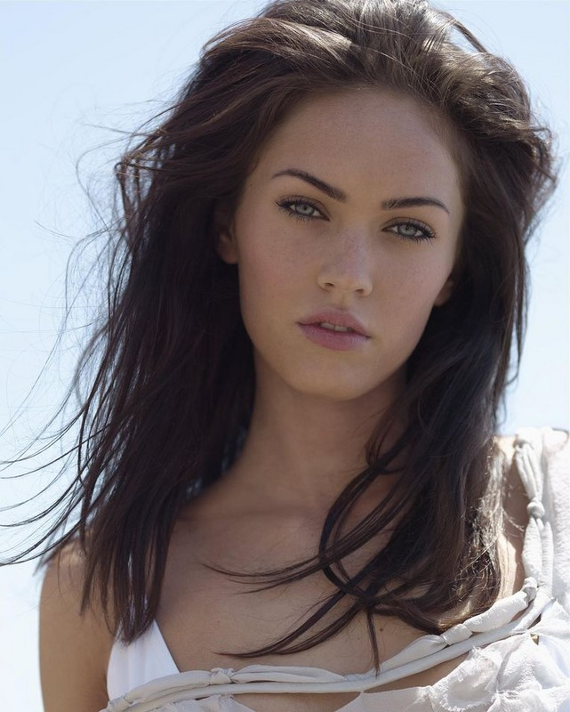megan fox hairstyles. Haircuts On Your Picture