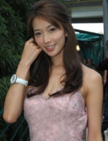 Photo of Lin Zhi Ling with her half updo with long bangs.PNG