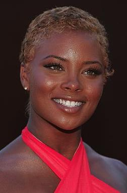 hair styles for women of color pigford with hairstyle in blond hair 1576 | cele eva pigford
