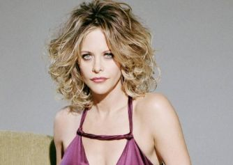 Curly Hair Meg Ryan
