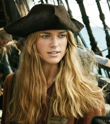 keira knightley pirates