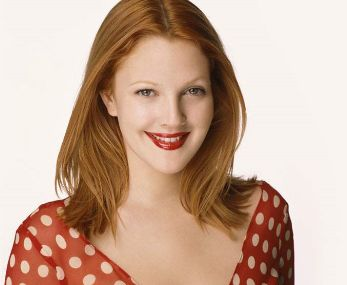 Red Hair Drew Barrymore Hot