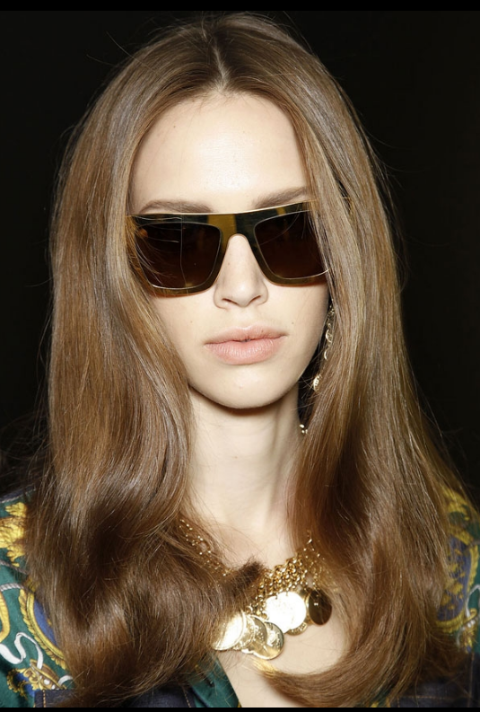 Women long hairstyle with extremely long swept bangs.PNG