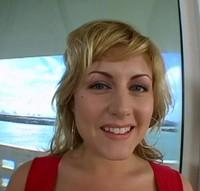 Medium Length Blonde Sassy Hair Style