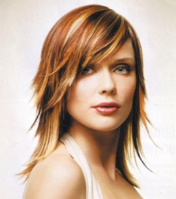 medium layered hairstyles women - HairStyles