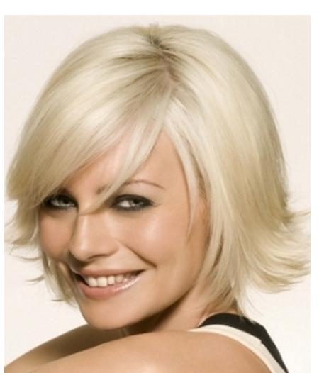 Medium haircut styles for women 2018
