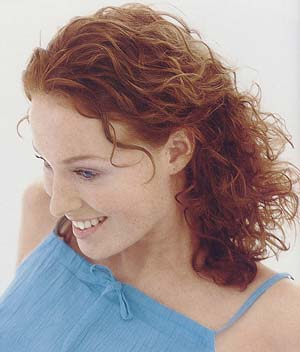 Curly Hair Cuts on Gmedium Curly Red 2363