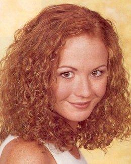 Hair Cut For Medium Length Hair Red Layers Perm