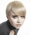 Chic ten girl  hairstyle in short length and long bang.PNG