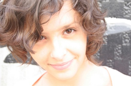 short curly hairstyles for women. teen short curly hairstyle.jpg picture