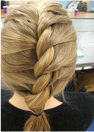 Woman twisty braid hairstyle photo.PNG