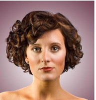 bob curl women hairstyle with big curls.jpg
