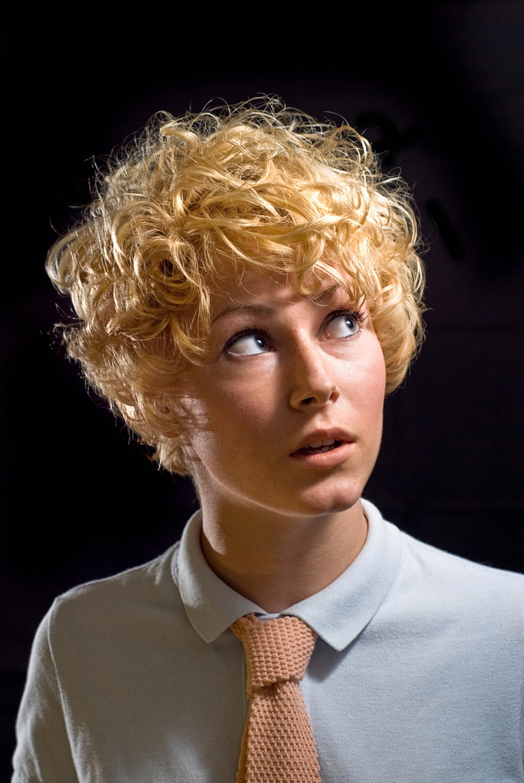 Tremendous 1000 Images About Pixie El On Pinterest Mia Farrow Boy Cuts Hairstyles For Men Maxibearus