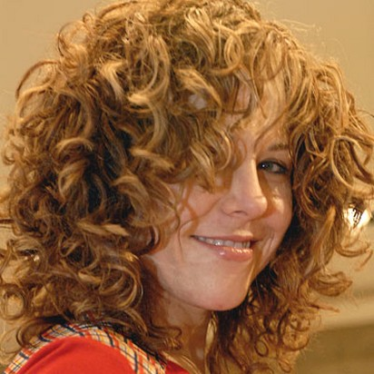 hairstyles for curly hair women.jpg photo