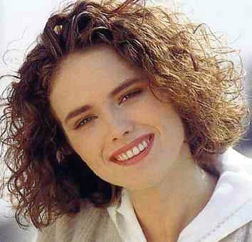 Short Medium Length Curly Hairstyles