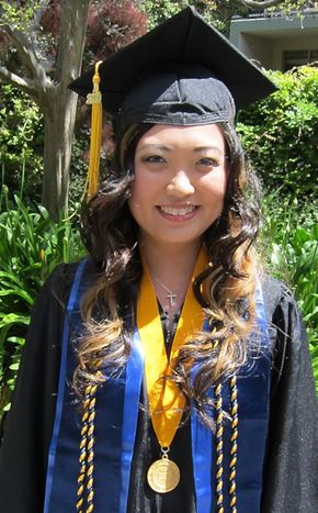 Graduation Hairstyles For Asian Girls