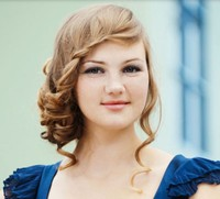 Highlight for Album: Prom Hairstyles Pictures