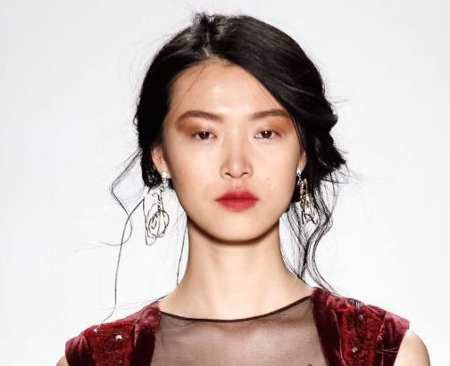 Amazing Wavy Updo Prom Hairstyle For Asian Girls Schematic Wiring Diagrams Amerangerunnerswayorg