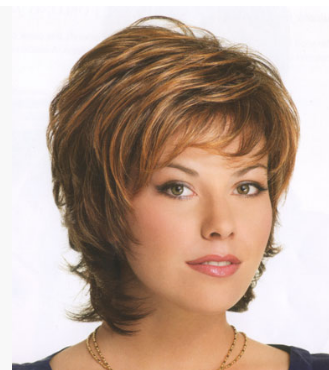 Shag hairstyle for women photo