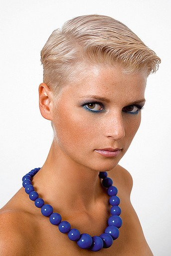 Boy Short Hair for Women