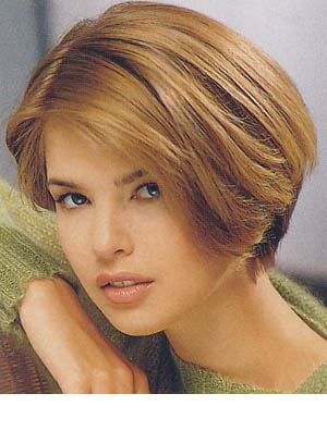 Strange Short Hair 8039S Hairstyles Hairstyles For Women Draintrainus