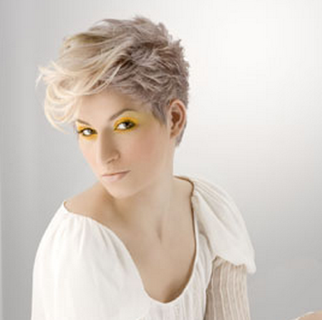 Super Short Spiky Hairstyles for Women