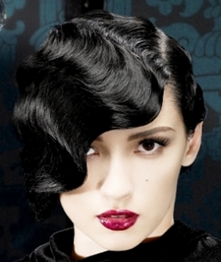 Women Classic Elegant Hairstyle Picture Png