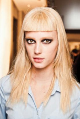 Phenomenal Women Long Hairstyle With Statement Making Bangs With Blunt And Short Hairstyles Gunalazisus
