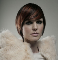 Trendy bob hairstyle  with swept bang and highlights.PNG