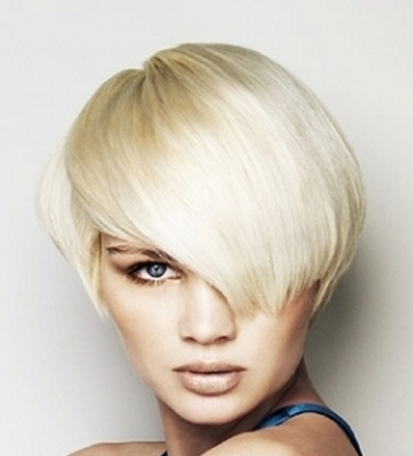 Women 2011 Short Blonde Hairstyle Png
