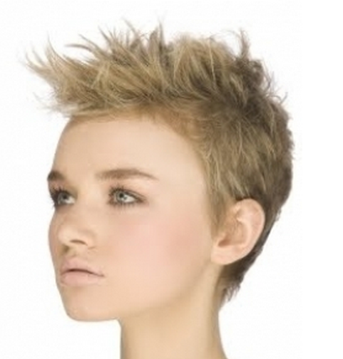 Women Very Short Hairstyles Pictures Page 5